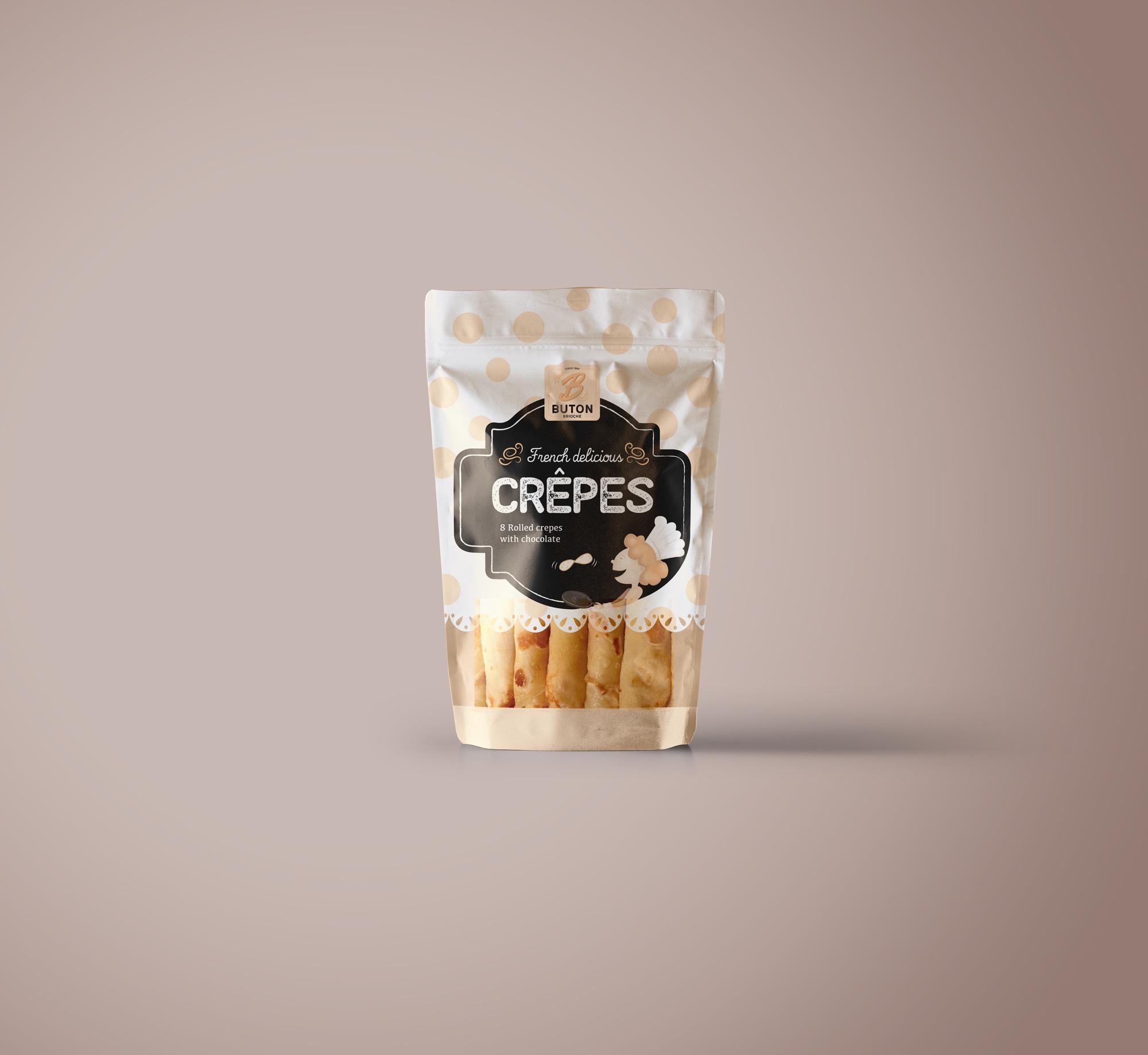 Packaging regal de Bretagne
