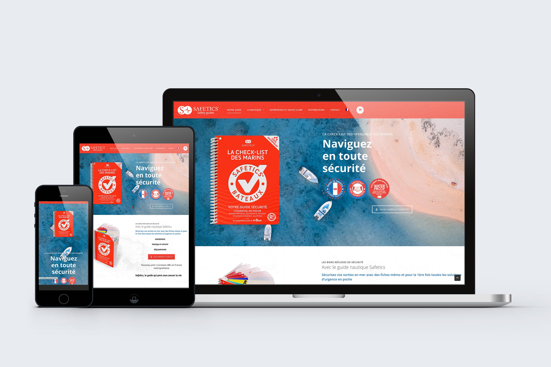 Site web e-boutique
